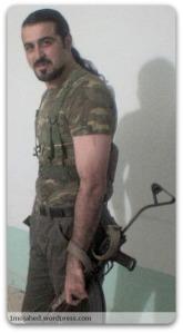حضور احمد باطبی در مقر منافقین در عراق