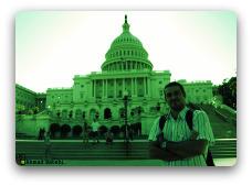 احمد باطبی در واشنگتن/آمریکا
